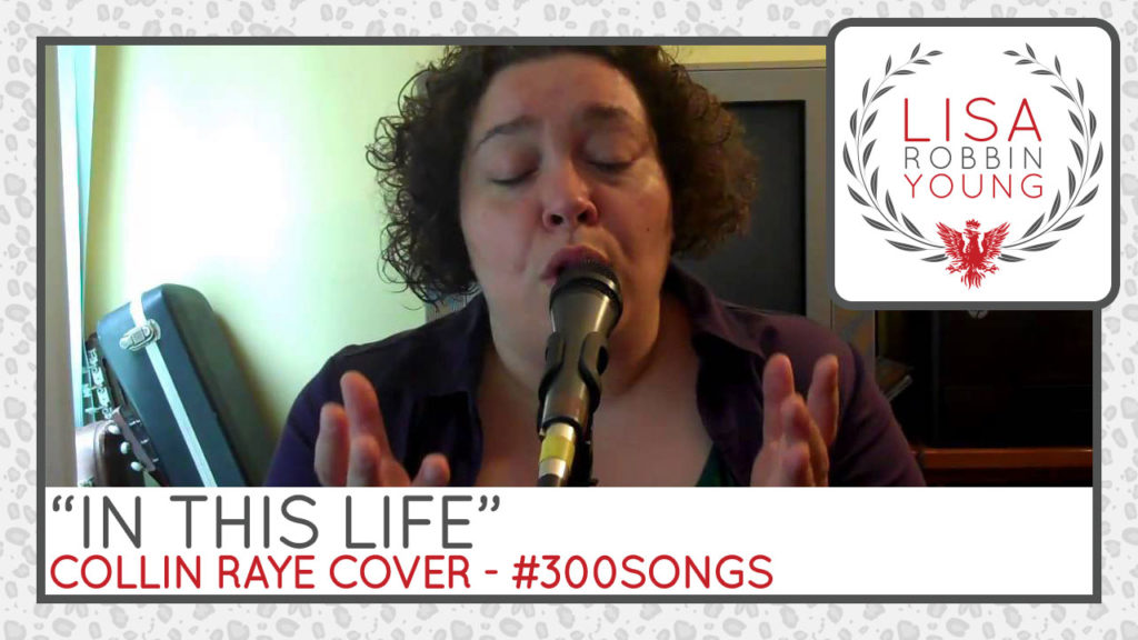 In This Life. Collin Raye Cover.