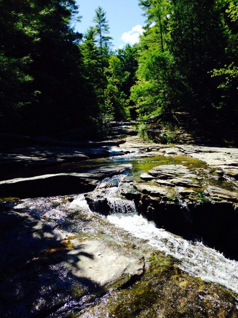 Umpachene Falls, New Marlborough, Massachusetts