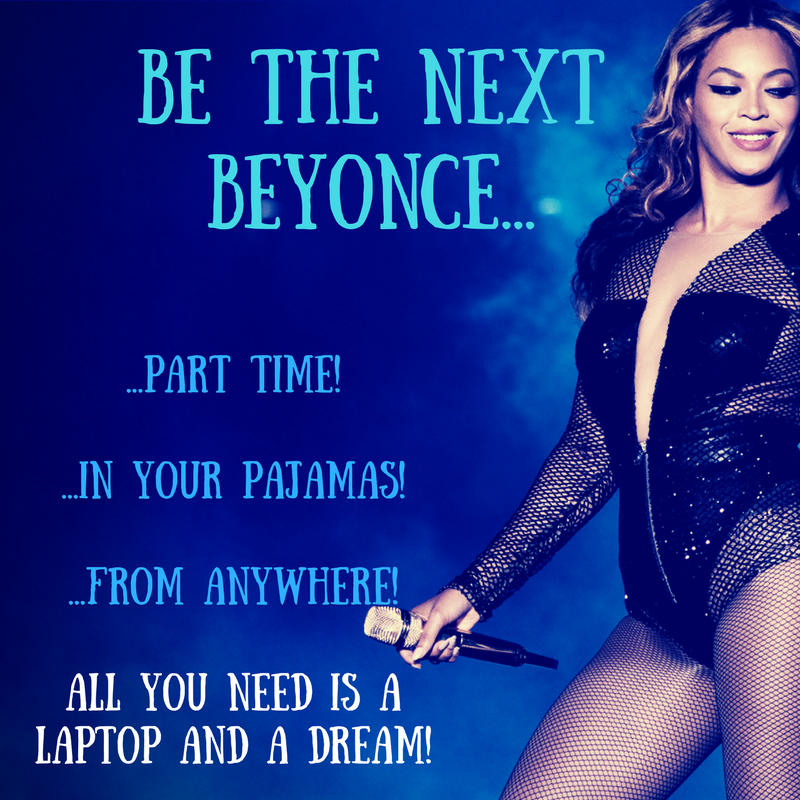 Be The NextBEYONCE!